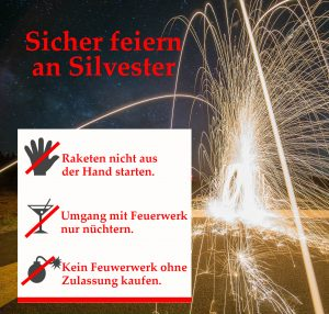 Do´s und dont´s an Silvester